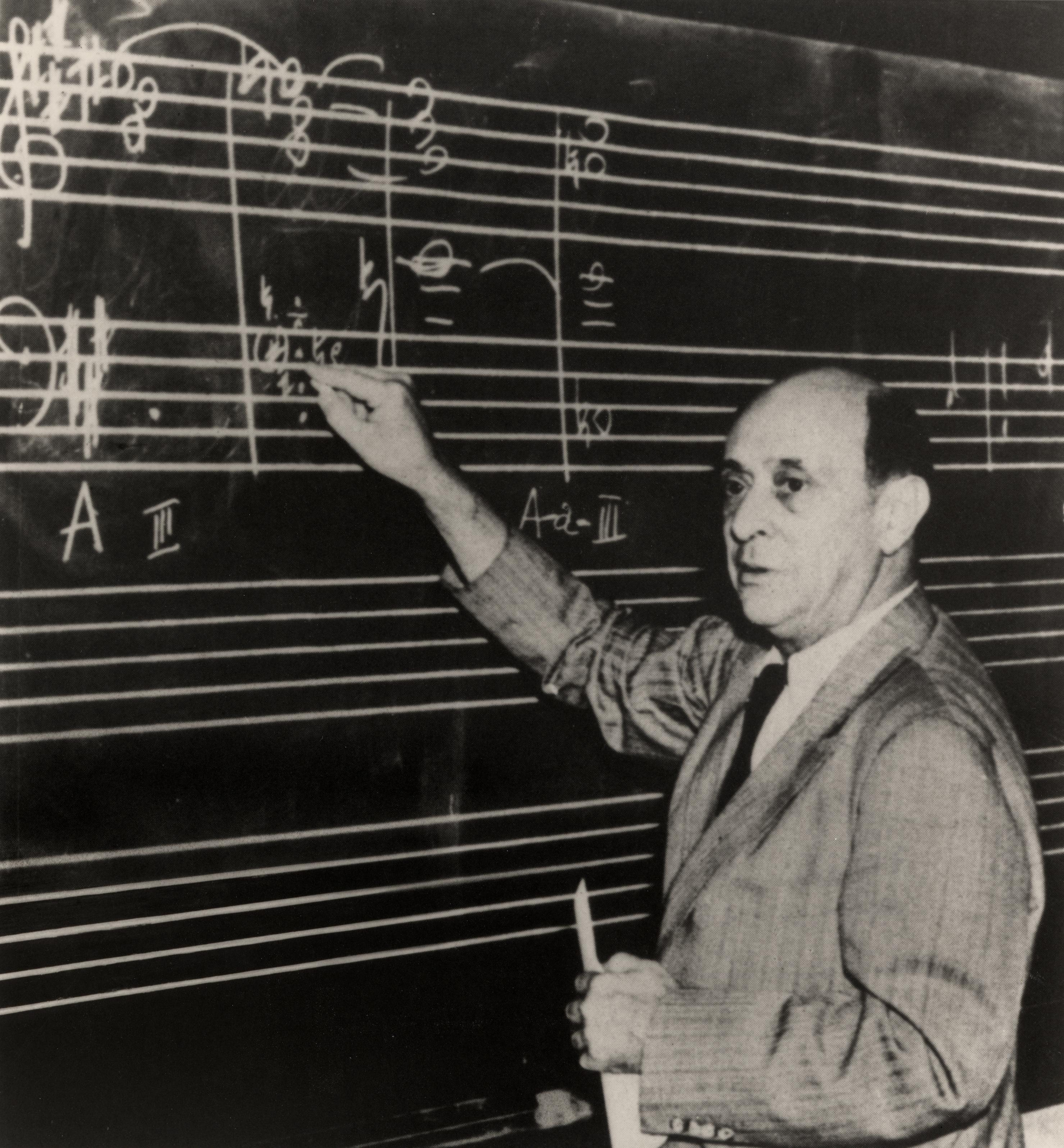 Arnold Schoenberg quartetto
