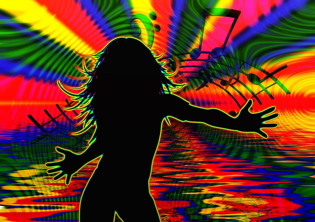colore musica orecchio