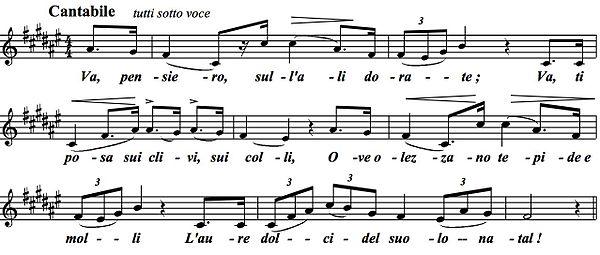 analisi musica classica canzoni