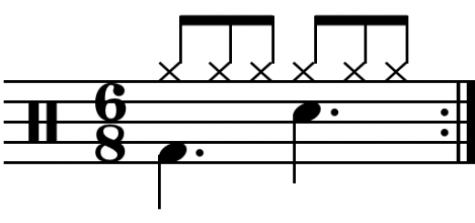 tempo composto musica